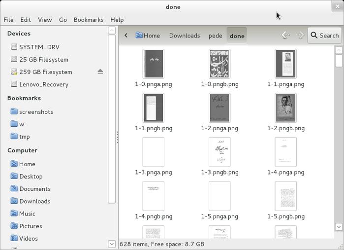 convert mht to pdf linux