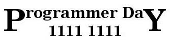 Programmer-Day1