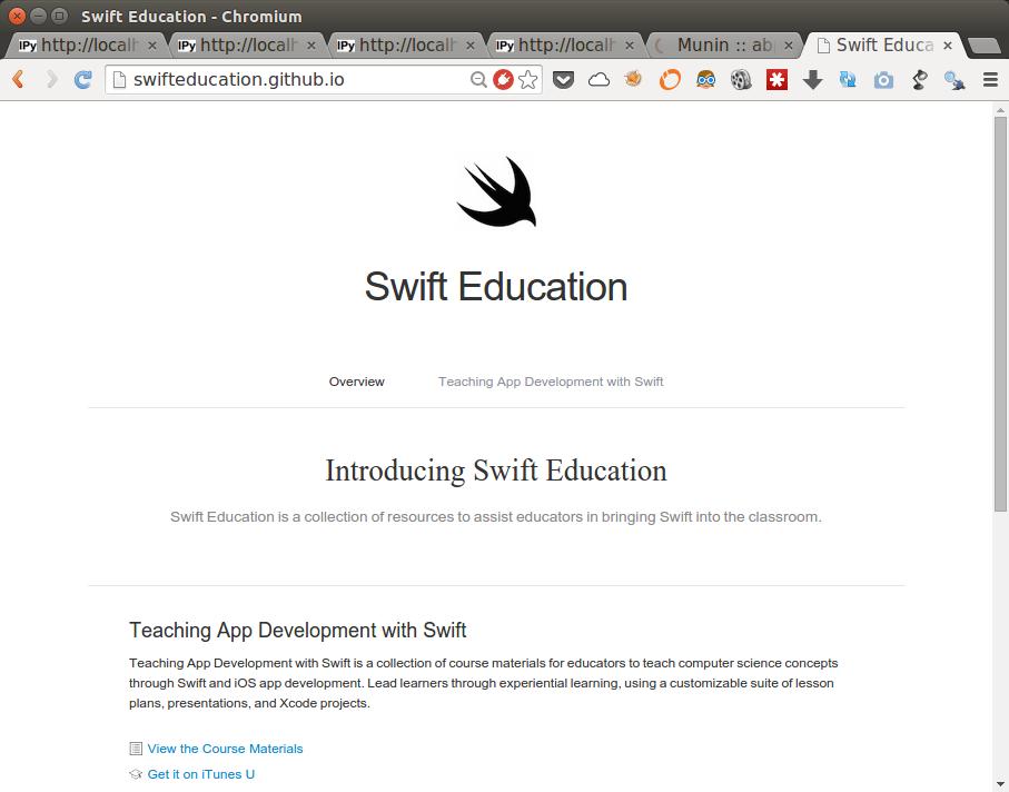 آموزش زبان برنامه نویسی سوییفت اپل