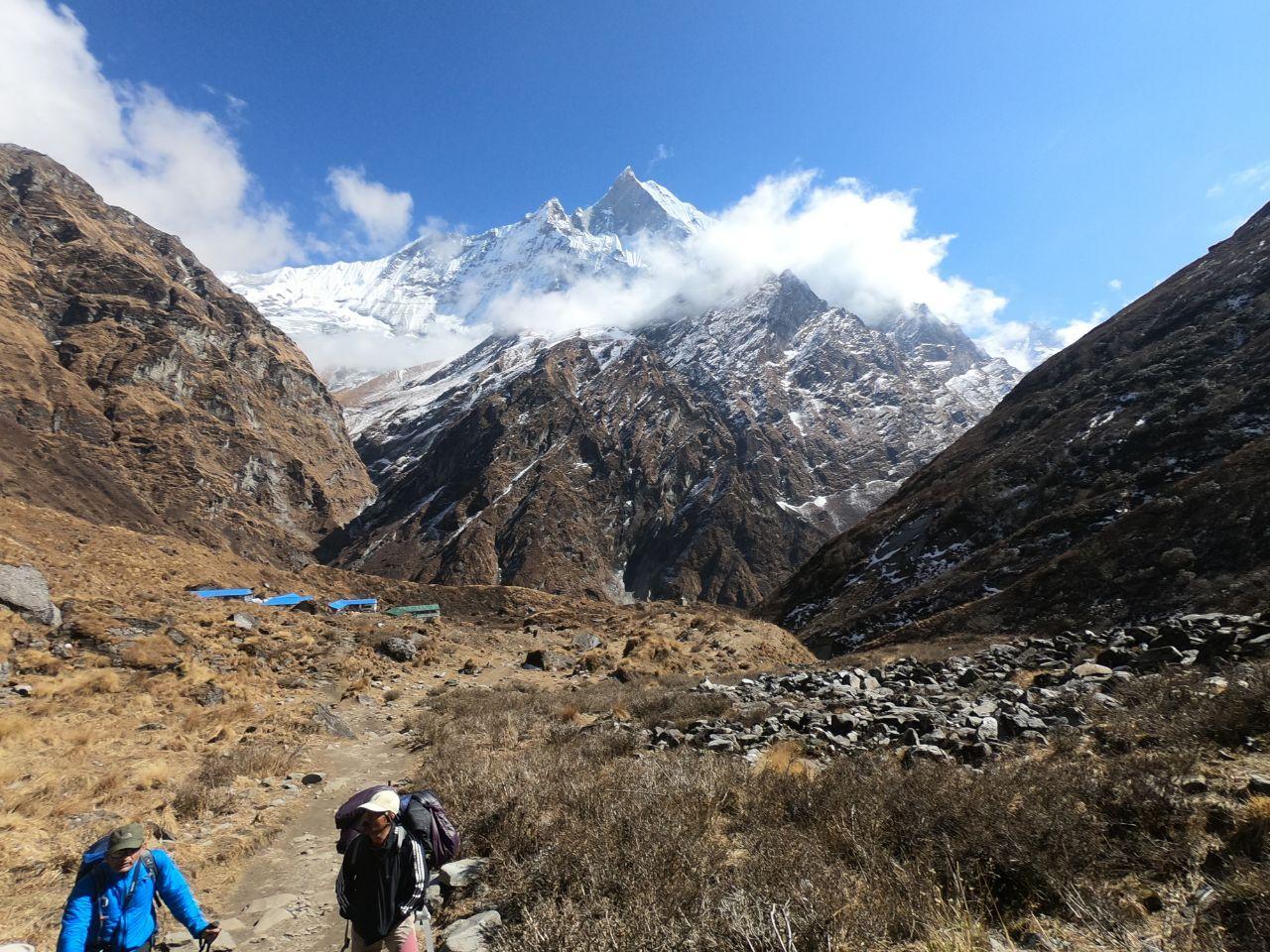 کوههای آناپورنا